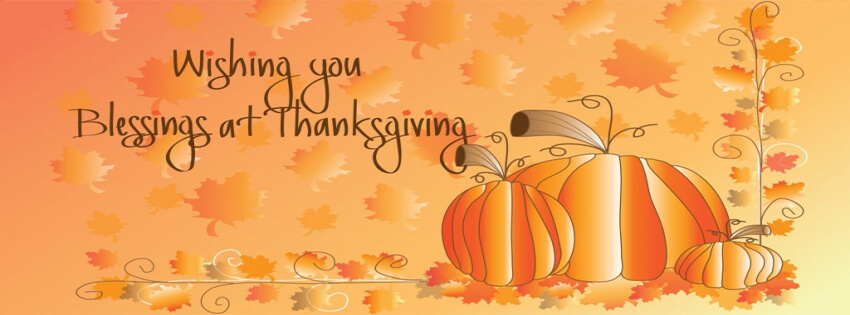 Thanksgiving Facebook Images