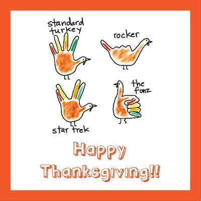 Funny Thanksgiving Wishes
