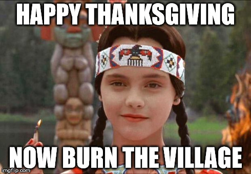 Happy Thanksgiving Funny Meme