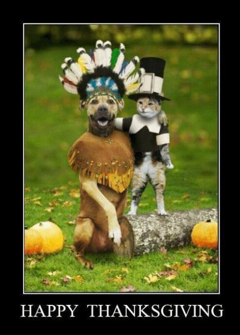 Happy Thanksgiving Meme