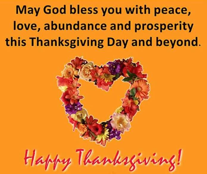 Thanksgiving Quotes 2018