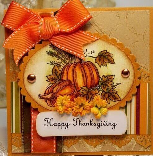 Thanksgiving 2019 Cards