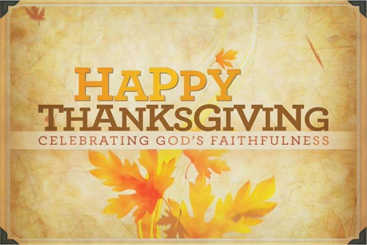 Thanksgiving Church Backgrounds