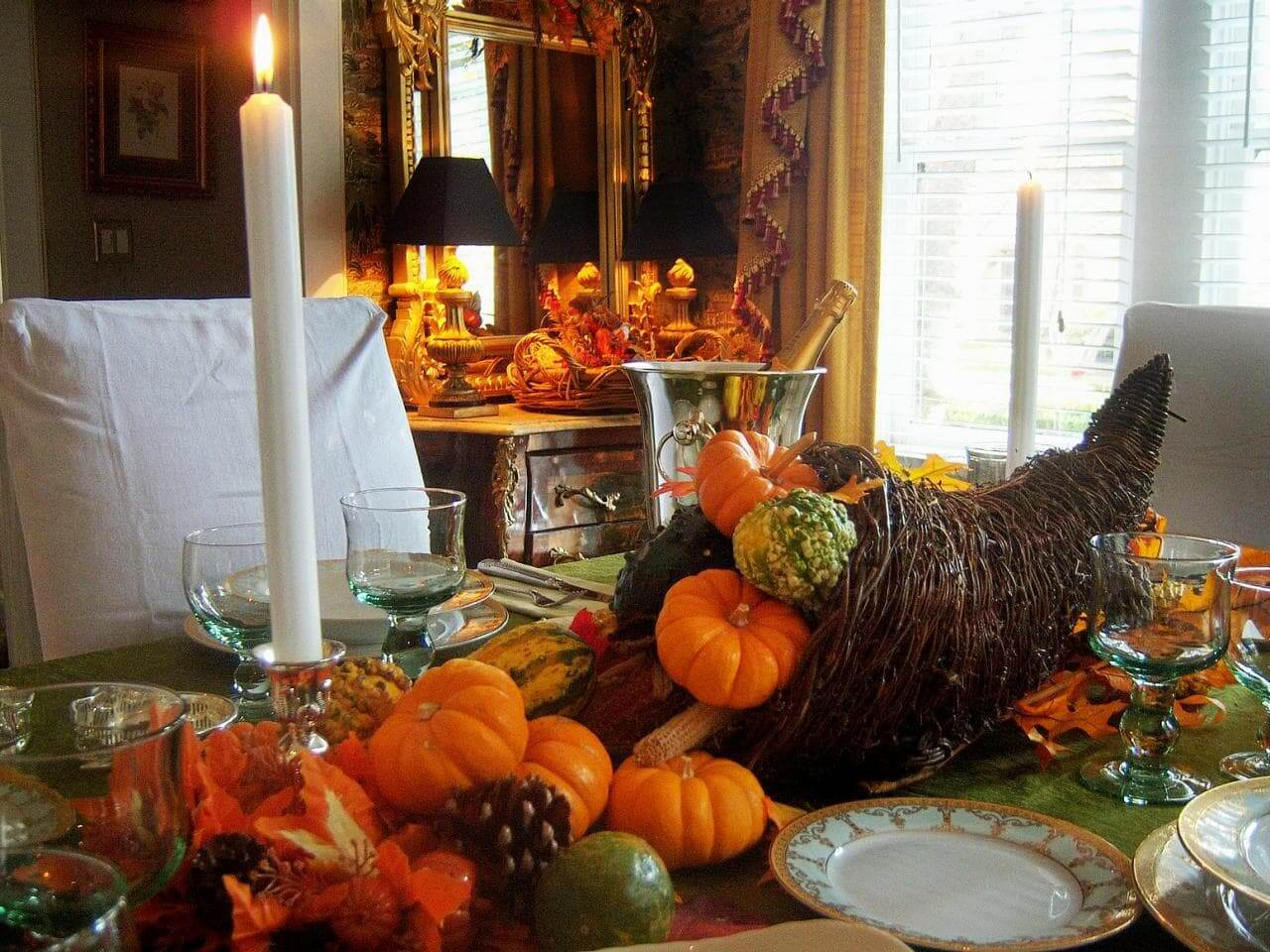 Thanksgiving Decoration Images