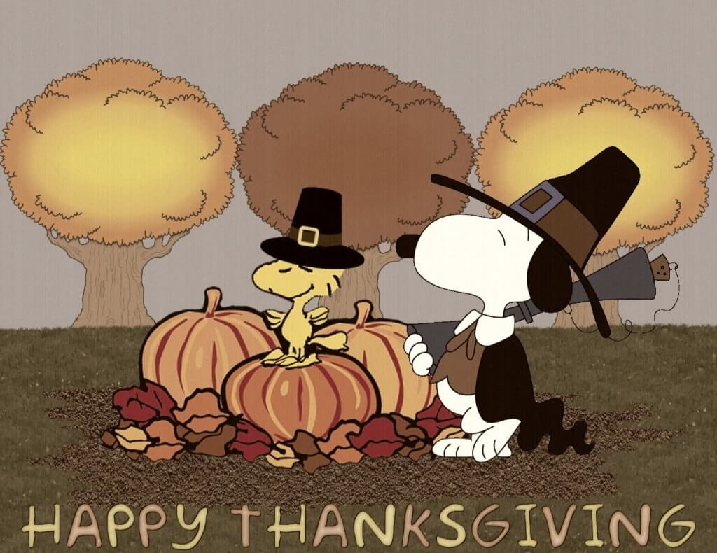 Thanksgiving Peanuts Images