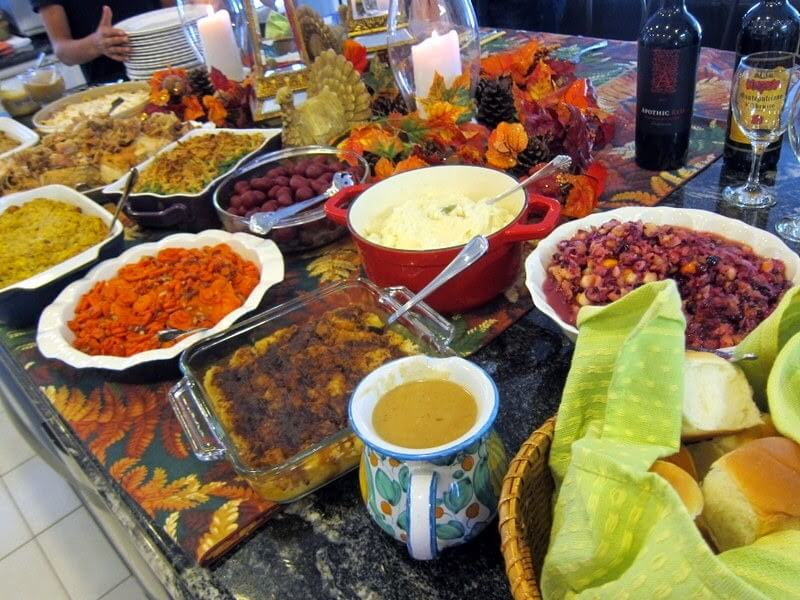 Thanksgiving 2019 Table Decoration Ideas