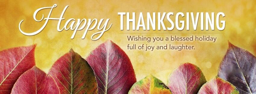 Thanksgiving Banner For FB