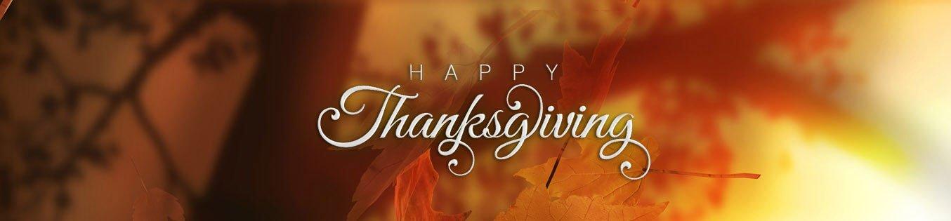 Thanksgiving Banner For Facebook