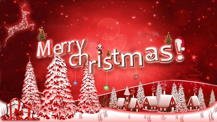 Merry Christmas HD Wallpapers